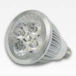 E14 5 watt LED spotlight växtbelysning